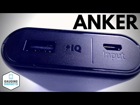 Anker PowerCore 10000 Review - Anker Power Bank Review