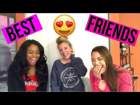 BEST FRIENDS TAG!!!