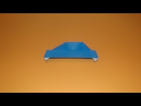 How To Make An Origami Car 01