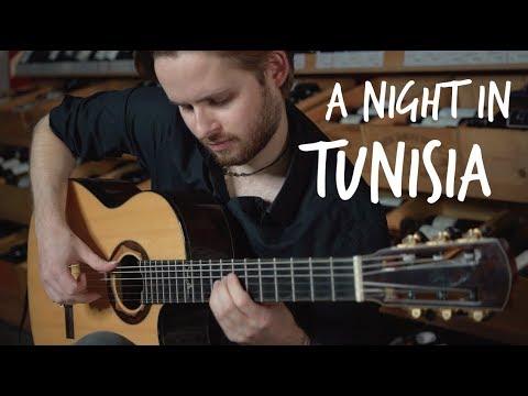 Soenke Meinen - A Night In Tunisia (Dizzy Gillespie)