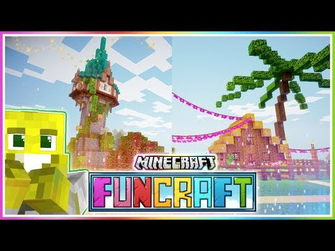 Making Homes for My Disney Pets! | Funcraft | Ep.13
