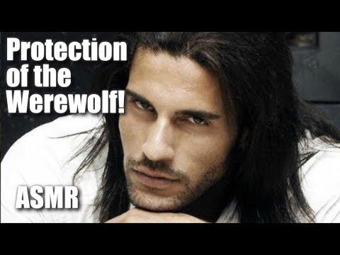 ASMR, Protection of the WEREWOLF, Boyfriend Roleplay (Forbidden Love Series) - gender neutral