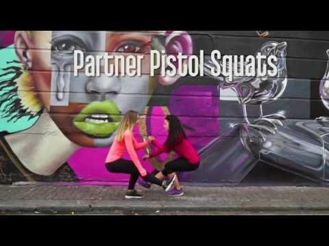 The Ultimate Partner Workout for Women // Naomi Jade X Charlotte Clarke
