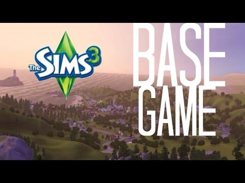 Let's Play The Sims 3 BASE GAME! Part 1 (Married Already???)