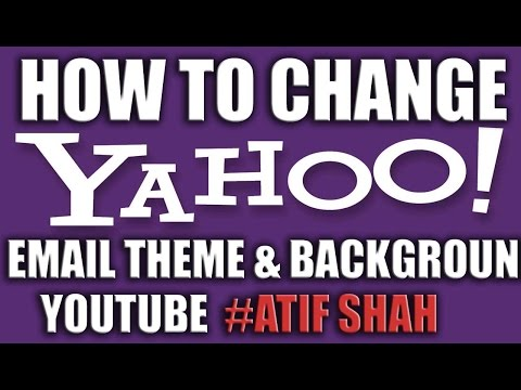 How to Change Your Yahoo Mail Theme and Background