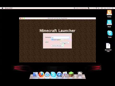 [TUTO]  Changer de Skin Minecraft [MAC]