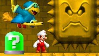 New Super Mario World HD Remake - Walkthrough #01 Yoshis