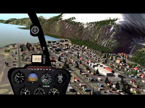 Helicopter Rides In Alaska - Learn To Fly Helicopters The Easiest Way - Best Helicopter Simulator
