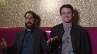 Interview Silicon Valleys Martin Starr And Zach Woods