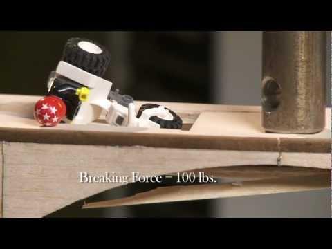 Bridge Design (and Destruction!) Part 1