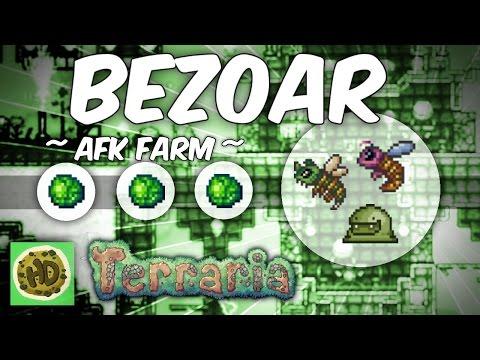 Terraria Bezoar Farm | Get the Ankh Charm | 1.3 AFK Farm
