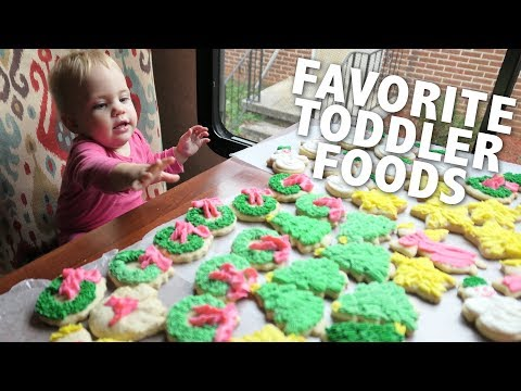 What Should I Feed My Toddler?
