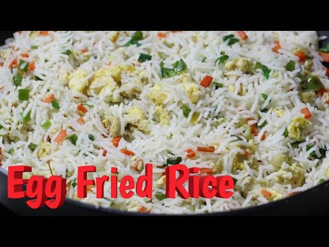 Simple and Easy Egg Fried Rice Recipe 1.3 million + views