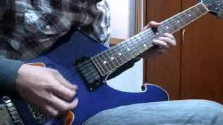 Alligator Farm / Paul Gilbert - Copy play This song was very difficult play for me...:-7