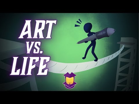 Art vs. Life Balance: The Eternal Struggle