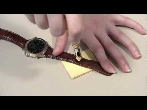 Leather Watch Band Hole Punching Tool