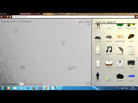 little alchemy 480 elements part 2