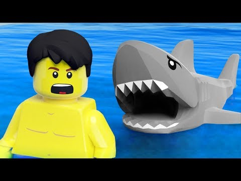 LEGO Shark Attack - RC Shark (2018)