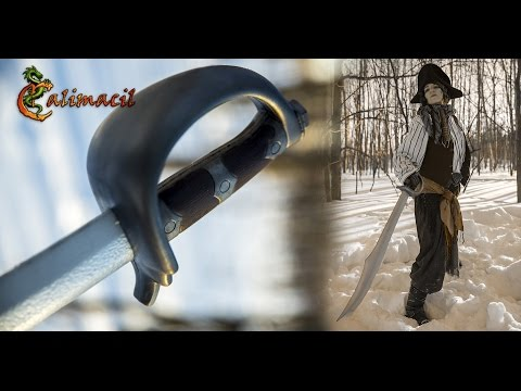 Calimacil - Pirate II (Long) - LARP Sword