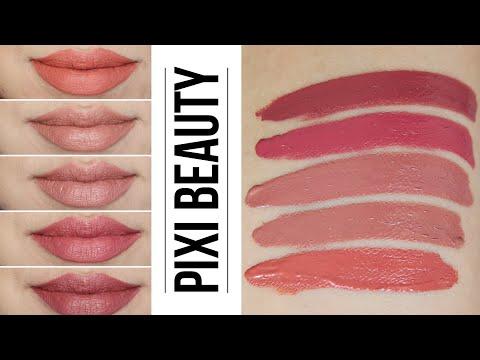 PIXI BEAUTY MatteLast Liquid | Lip Swatches