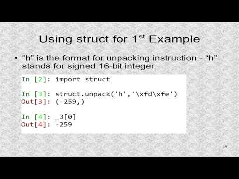 Tutorial 3. Reading a Wav File in Python