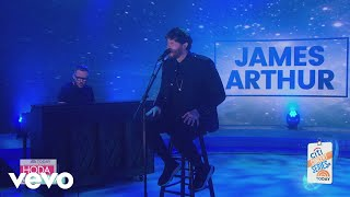 James Arthur - Falling like the Stars (Live on The Today Show)