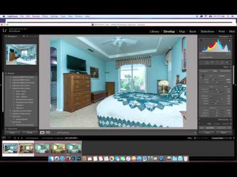 Lumiosity Mask for Real Estate Photography