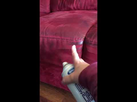 How to clean your microfiber couch