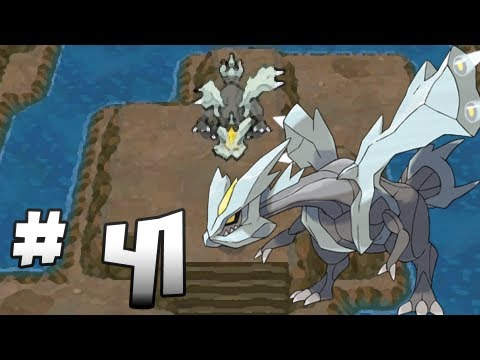 Let's Play Pokemon: Black - Part 41 - KYUREM