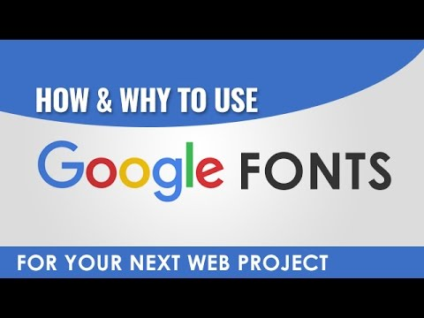 Google Fonts | How & Why to Use ? | HTML5 & CSS3 Tricks in Hindi