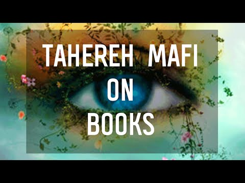 5 Quotes on Books from Tahereh Mafi