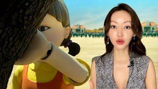 North Korean Defector's Shocking Reaction to Netflix's Hit show, 'Squid Game'