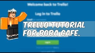 Roblox Boba Cafe Quiz