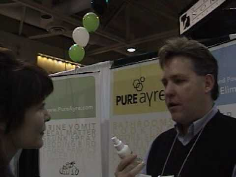 PureAyre Demonstration Natural Product Show