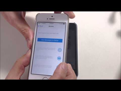 Using with WIFI to get the network access via QR-code scanning