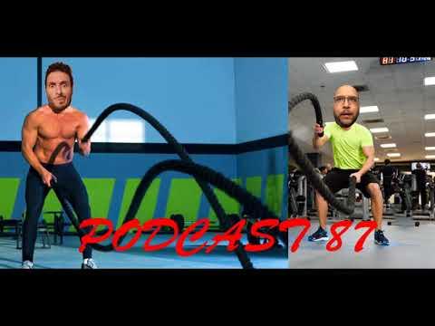 MLRT Podcast Ep 87 - Ropes...Battle Ropes