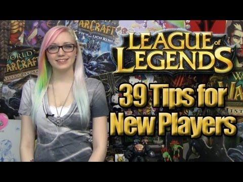 39 Tips for New LoL Players (League of Legends) | 39 Things | TradeChat