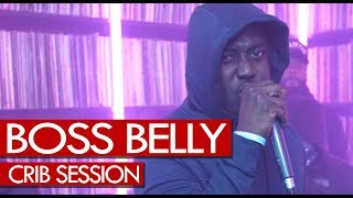 Boss Belly freestyle - Westwood Crib Session
