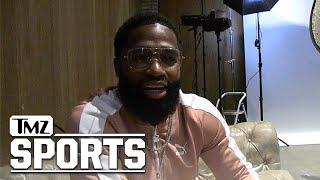 Adrien Broner Wants Nate Diaz on Floyd, Conor Undercard | TMZ Sports