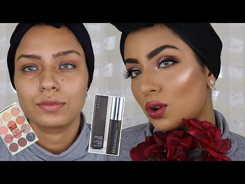 Easy Wearable Soft Glitter Glam - Not Too Heavy Makeup Tutorial