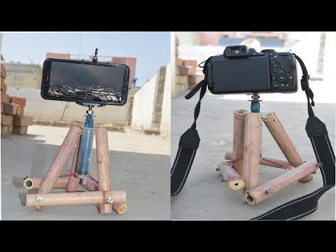 How to make Heavy Mini Camera Stand