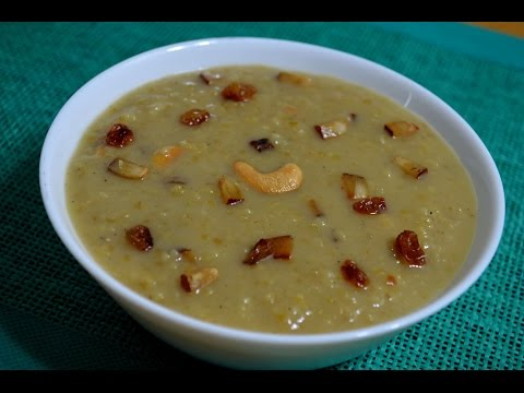 Broken Wheat Payasam ( Healthy & Tasty Sweet) | Indian Sweet recipe