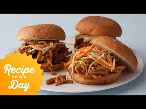 Recipe of the Day: Quick Pulled Pork Sandwiches | Food Network