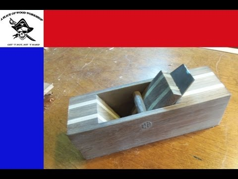 Make a Hand Plane AND Your Own Iron