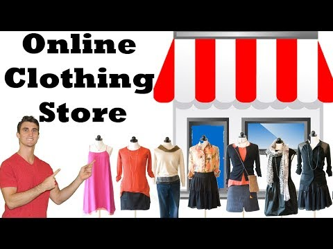 How To Start an Online Clothing Store in 3 Steps