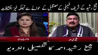 Exclusive Interview of Sheikh Rasheed Ahmad | News Talk | 14 February 2018 | Neo News