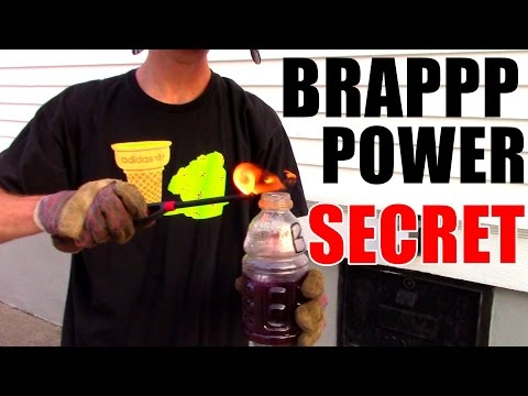 HOW TO MAKE RACE FUEL / BRAPPP JUICE