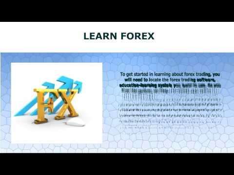 How to learn Forex currency trading fast and easy Forex trading for beginners tutorial