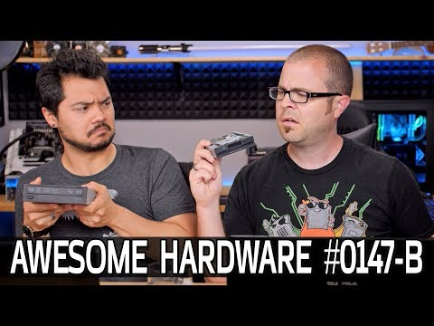 Awesome Hardware #0147-B: The Chipset War Continues with Z390 (Intel) and Z490 (AMD)