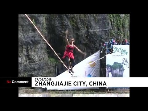 Women walk the highwire in high-heels